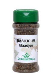 Basilicumblaadjes