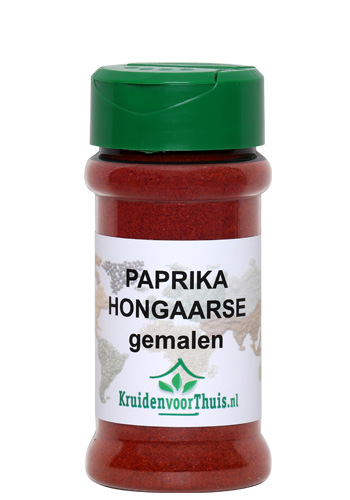 Paprika Hongaarse gemalen