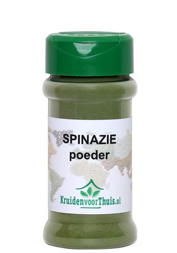 Spinazie poeder