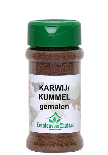 Karwij/Kummel gemalen