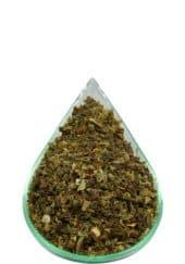 Gestampte groene paprika 100 gram