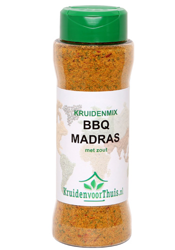 Barbecue kruiden Madras