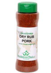 Dry Rub Pork